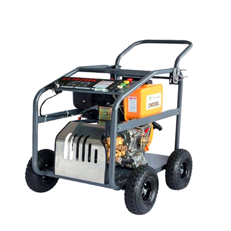 绿霸/绿田15D36-10电启动柴油高压清洗机248公斤