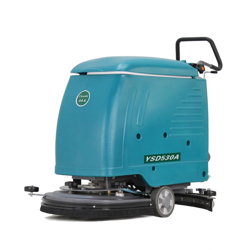 特价电瓶式洗地机上海多功能洗地机商场清洁机