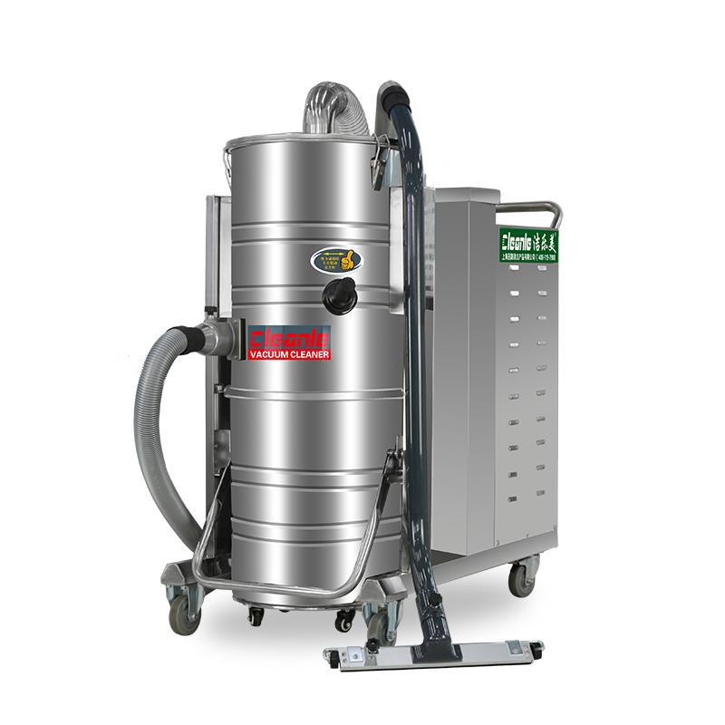 cleanle洁乐美吸尘器_上海380V工业吸尘器_大功率吸尘器GS-7510B