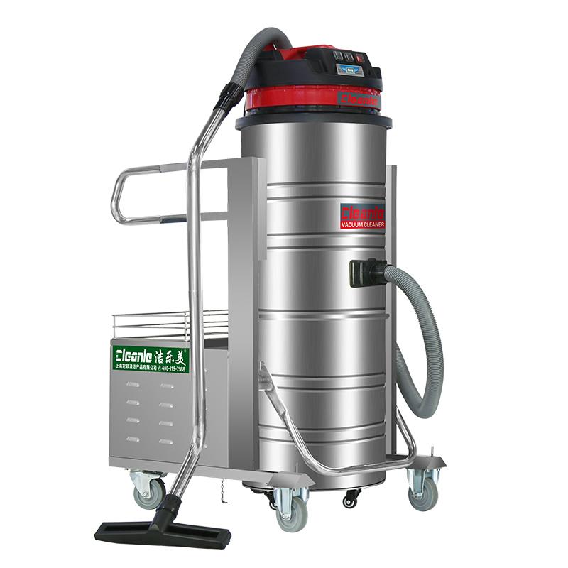 cleanle/洁乐美电瓶式吸尘器 GS-2110工业吸尘器 24V充电式吸尘吸水机