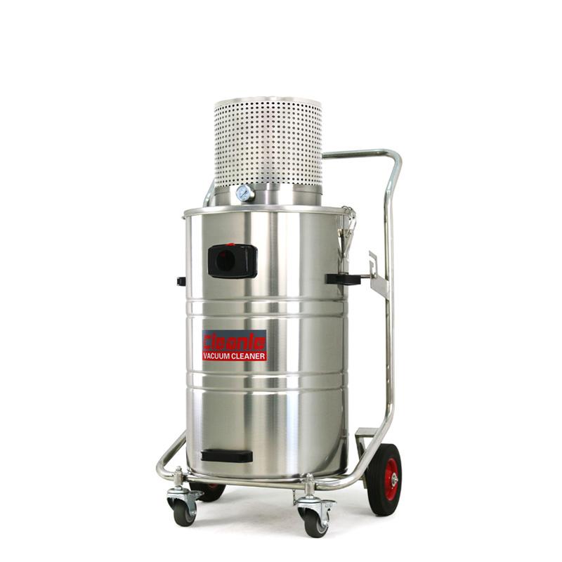 cleanle/洁乐美AIR-800气动吸尘器工厂干湿两用工业吸尘器吸水机