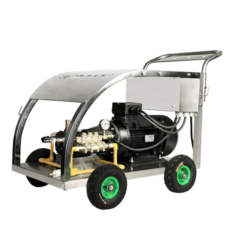 cleanle/洁乐美E5015R高压冲洗机 500kg电动高压清洗机