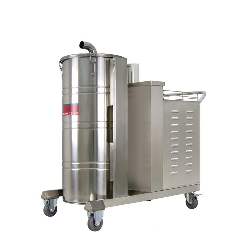 cleanle洁乐美吸尘器_纺织厂专用吸尘器_120L大容量吸尘器FC22