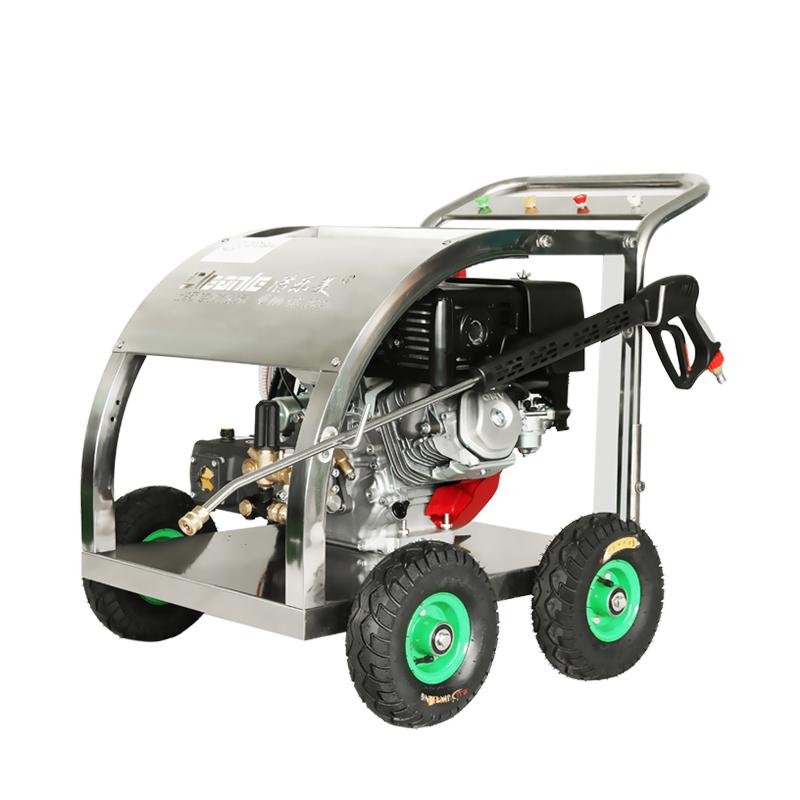cleanle/洁乐美G2815GR汽油清洗机_高压剥树皮冲洗设备