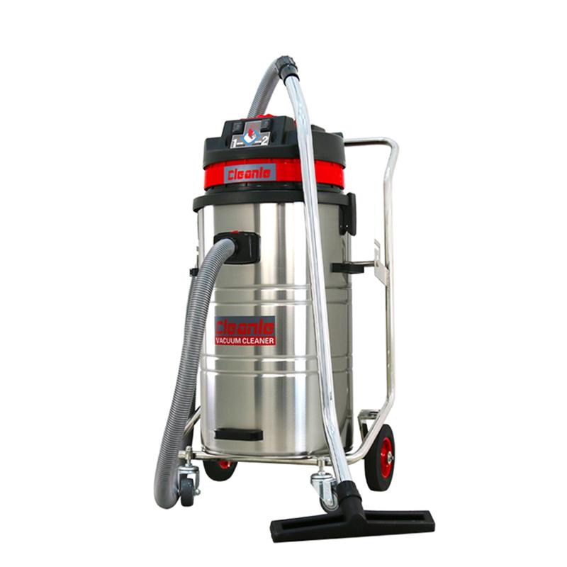 cleanle洁乐美吸尘器_80升工业吸尘器_220V大功率吸尘器GS-2078