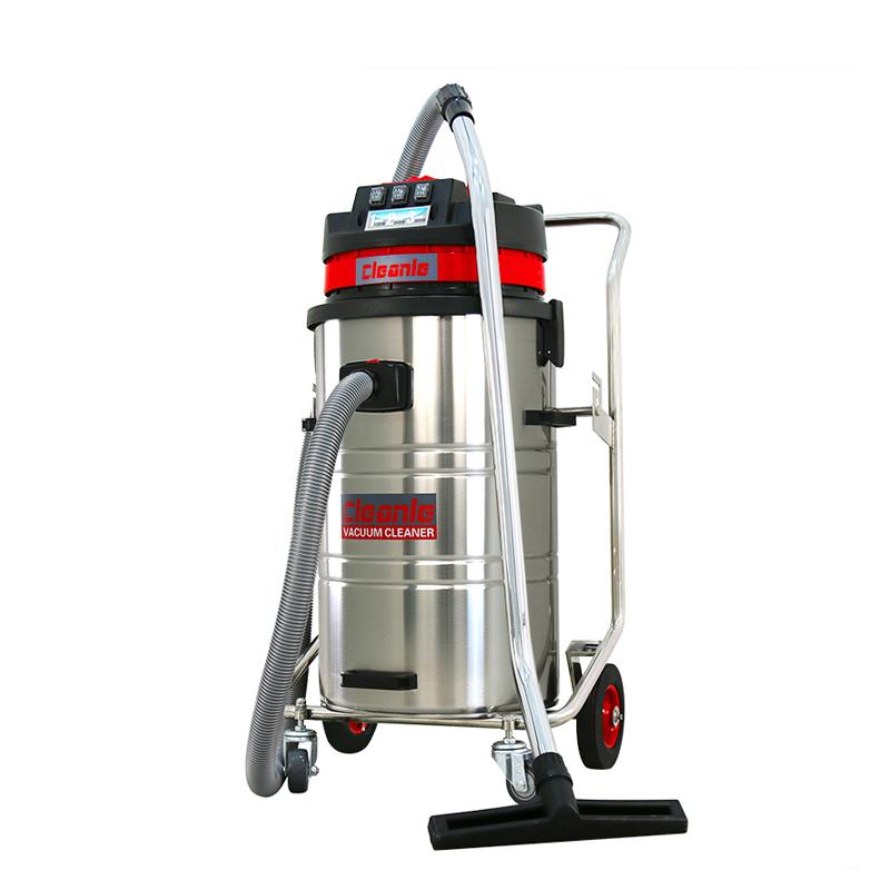 cleanle洁乐美吸尘器_工厂用吸尘器_80L干湿两用吸尘器GS-3078