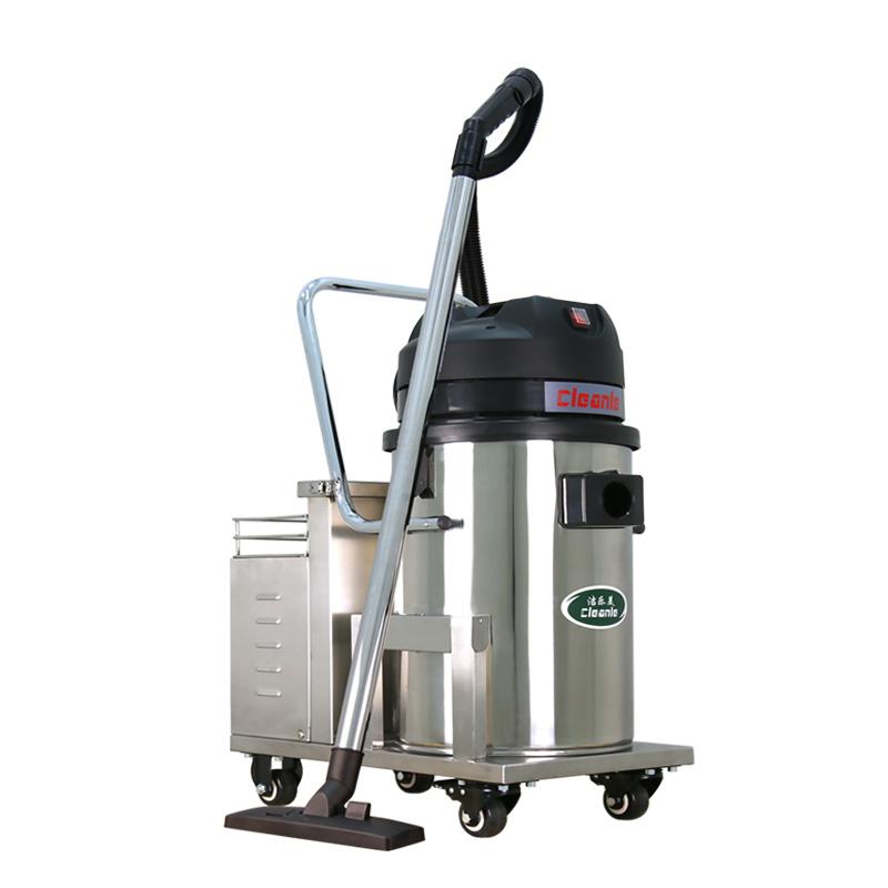 cleanle/洁乐美GS-4070电瓶式吸尘器_工厂车间充电式吸尘吸水机