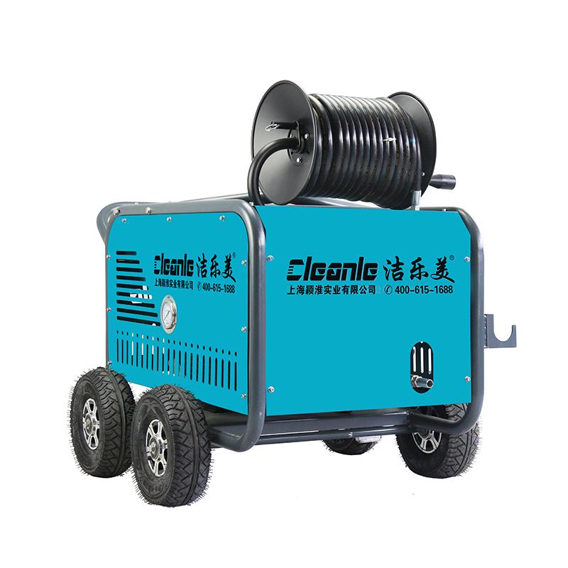 cleanle/洁乐美ST1525ET管道疏通机 380V电动下水道清洗机 户外移动式高压管道清洗疏通机