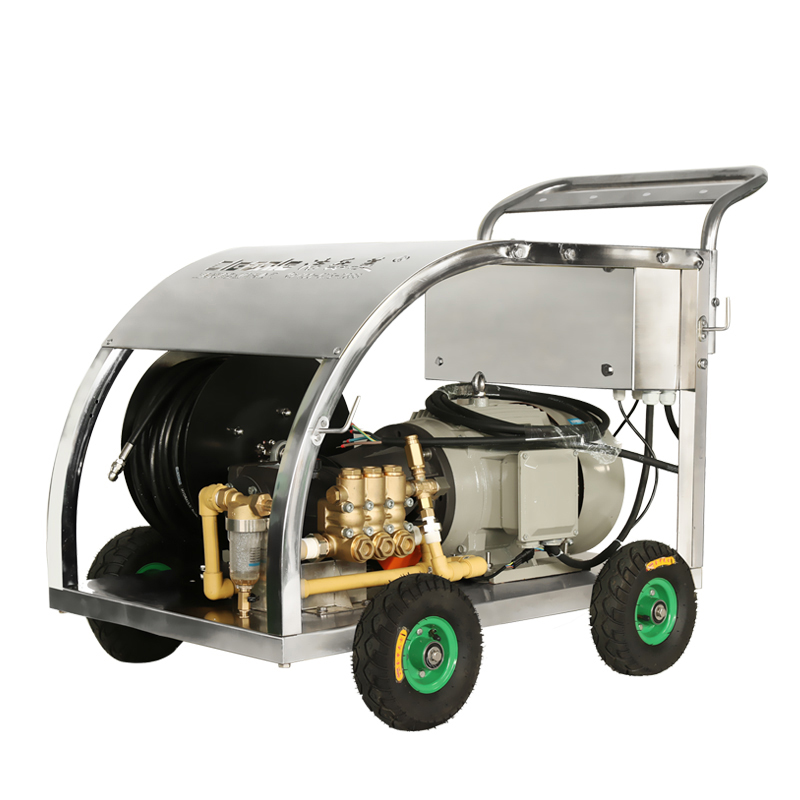 cleanle/洁乐美ST1743E电动管道疏通机_小区下水道疏通器