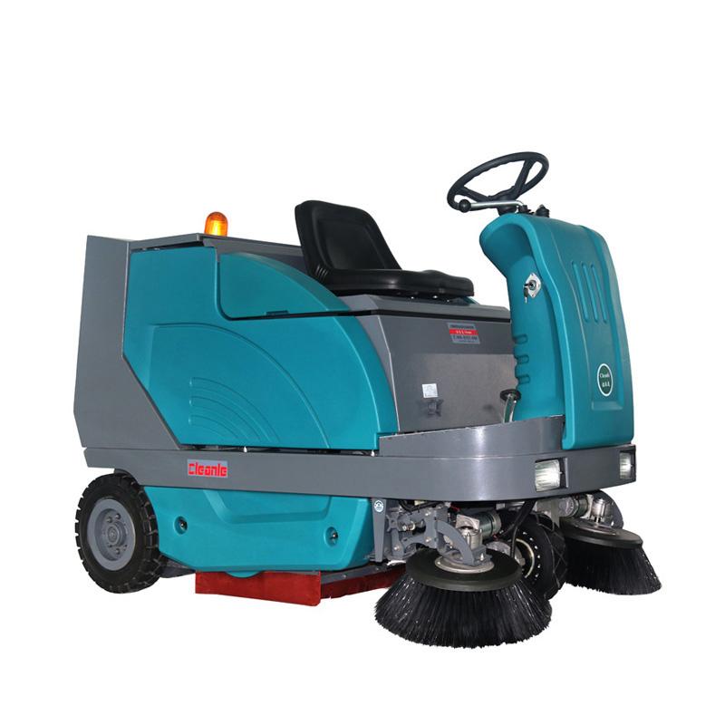 cleanle洁乐美扫地机_上海大型驾驶式扫地车_市场道路清扫车YSD-1600