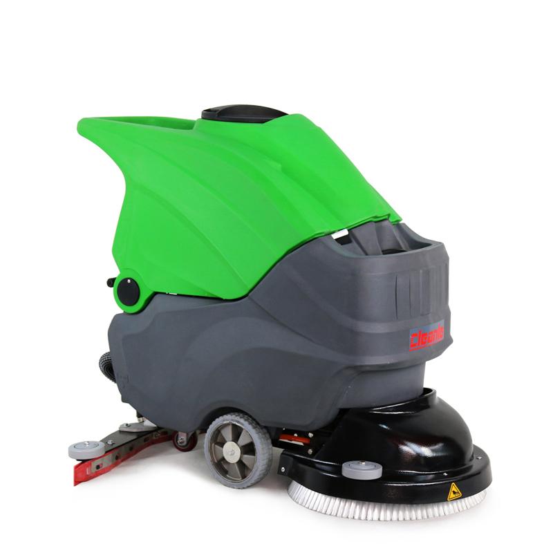 cleanle/洁乐美YSD-680手推式全自动洗地机 工厂地面清洗机 洗地机厂家