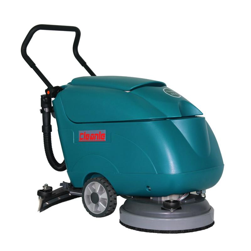 cleanle洁乐美洗地机_上海手推式电瓶洗地机YSD-430B