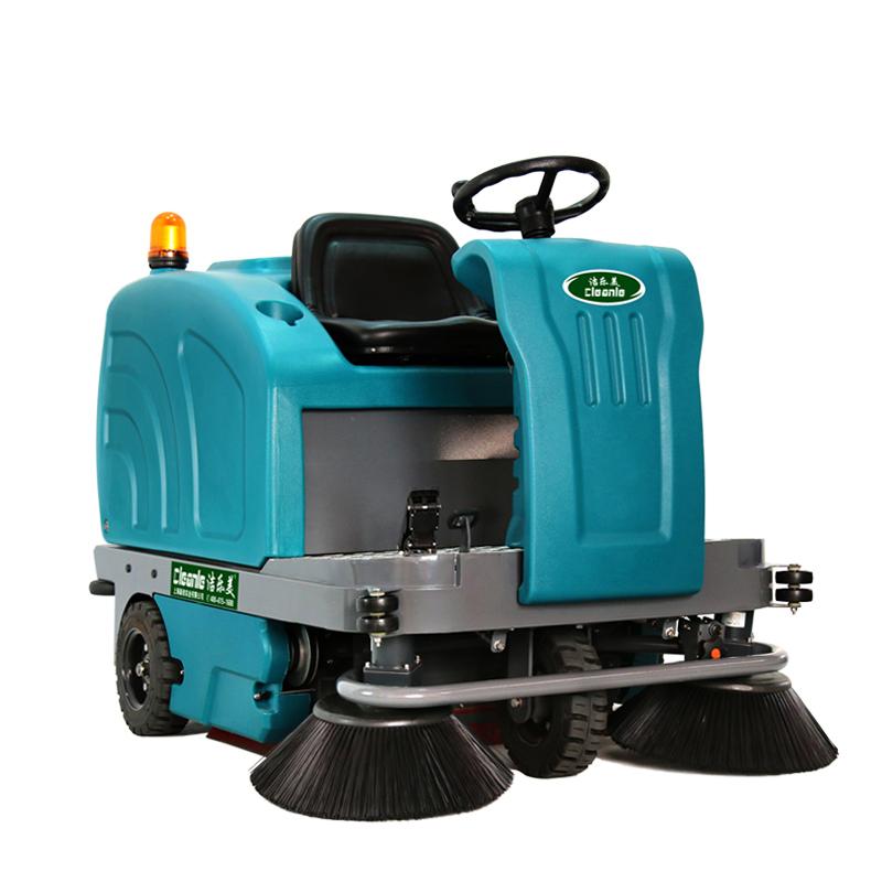 cleanle洁乐美扫地机_上海全自动扫地车_洒水装置清扫车YSD-1400